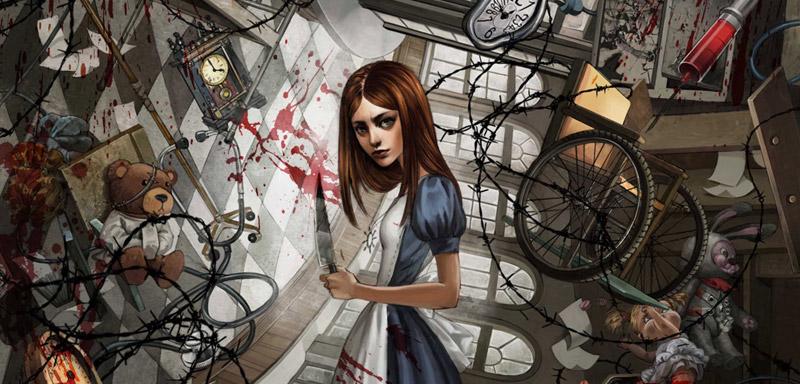 Американ МакГи взялся за Alice: Asylum